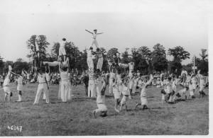 1946 - Gymnastique -  Enghein