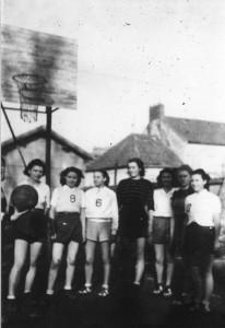 Basket Pussay - Féminin