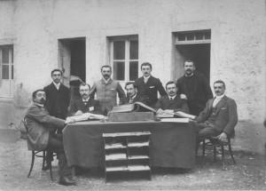 Le bureau des usines A. Brinon Fils