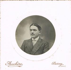Rebiffé André avant 1914