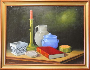 noël Tosi - nature morte