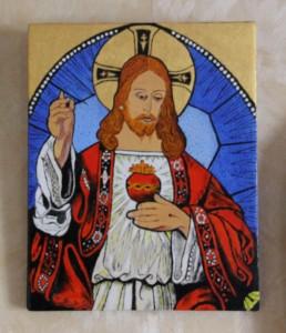 Zakoff - La croix de Saint-Damien