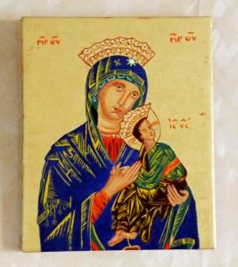 Zakoff - Notre Dame du perpétuel secours