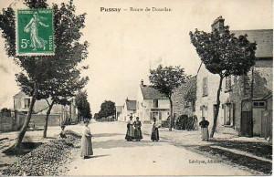Route de Dourdan