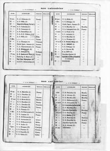 1933 - 1934 - annuaire CSP