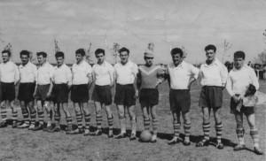 1957 -1958 - CSAP