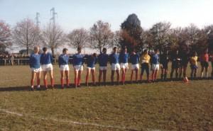1983 - 1984 - CSAP - rencontre avec le bataillon de Joinville