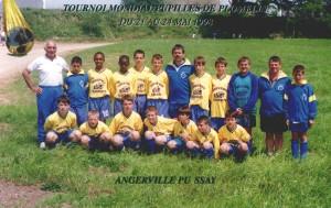 CSAP 1998 - pupilles à Plomelin