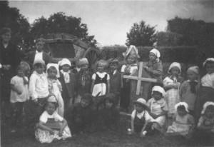 1942 - remise des prix sur le thème du moulin