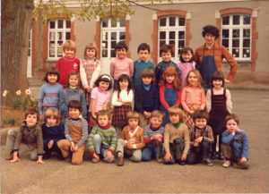 1979 - 1980 - Ecole maternelle