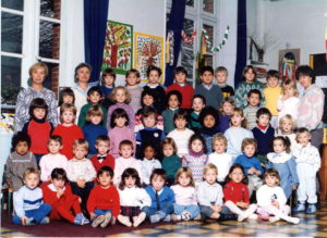 1986 - 1987 - Ecole maternelle