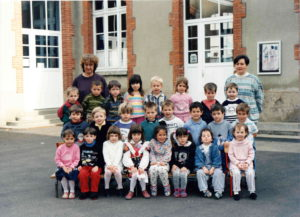 1993 - 1994 - Ecole maternelle