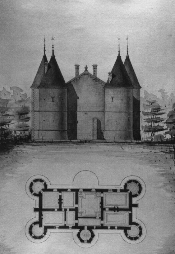 Pussay et son pays for Chateau etampes