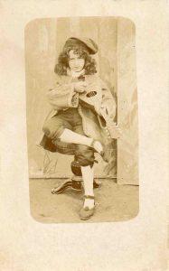Vers 1910 - Fêtes - Vincent Firon