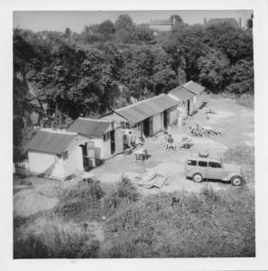 1962 - été au camp de Dinard