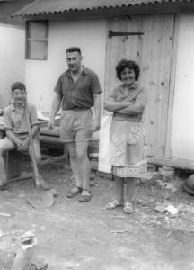 1962 - en août à Dinard