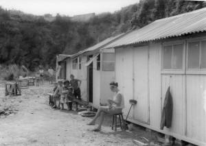 1962 - vacances à Dinard en août