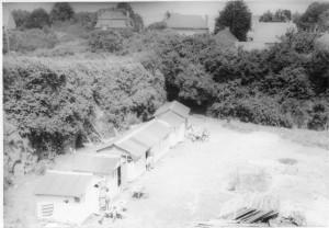 vue du camp de Dinard
