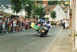 1993 - animation motos
