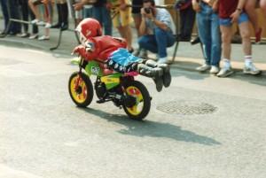 1993 - animation petites motos