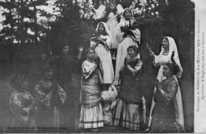 1914 - patronage Pussay - Kermor apothéose