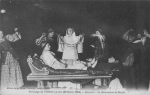 1914 - patronage Pussay - Kermor la résurrection de Béryle