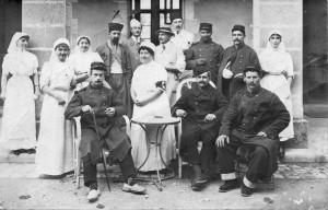 1914 correspondance