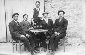 1915 avant
