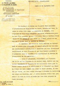 Bouillon Pierre Alphonse - 1920 09 15 R demande exhumation Froidos