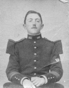 Rebiffé Marius 161 infanterie